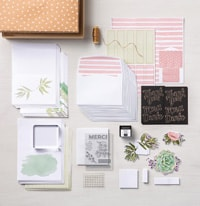 Notes De Gentillesse Card Kit (French)
