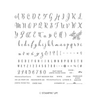 Faire La Différence Photopolymer Stamp Set (French)