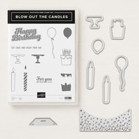 Blow Out The Candles Photopolymer Bundle