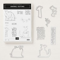 Animal Outing Wood-Mount Bundle