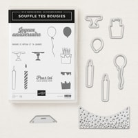 Souffle Tes Bougies Photopolymer Bundle (French)