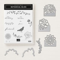 Botanical Bliss Clear-Mount Bundle