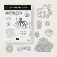 Océan De Textures Clear-Mount Bundle (French)