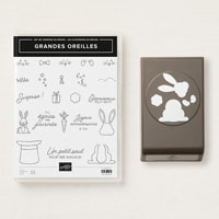 Grandes Oreilles Photopolymer Bundle (French)