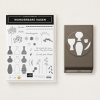 Wunderbare Vasen Photopolymer Bundle (German)
