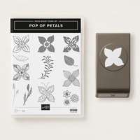 Pop Of Petals Wood-Mount Bundle