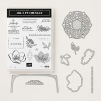 Jolie Promenade Photopolymer Bundle (French)