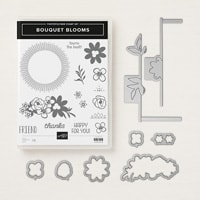 Bouquet Blooms Photopolymer Bundle