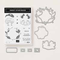 Sweet Storybook Photopolymer Bundle