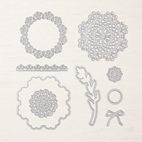 Doily Builder Thinlits Dies