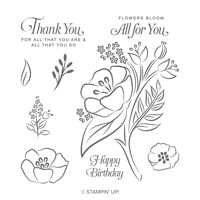 All That You Are Cling Stamp Set