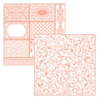 Beautifully Detailed Laser-Cut Specialty Paper