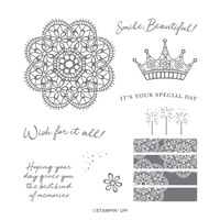 Wish For It All Cling Stamp Set
