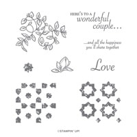 Verdant Garden Photopolymer Stamp Set
