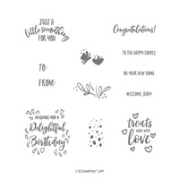 Delightful Day Photopolymer Stamp Set