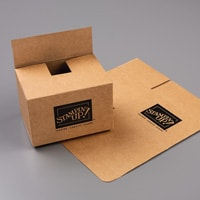 Mini Shipping Boxes