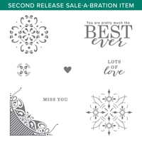 All Adorned Photopolymer Stamp Set