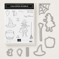 Cauldron Bubble Clear-Mount Bundle