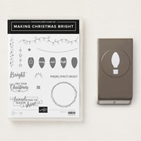 Making Christmas Bright Photopolymer Bundle