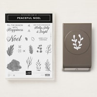Peaceful Noel Photopolymer Bundle