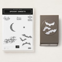 Spooky Sweets Wood-Mount Bundle