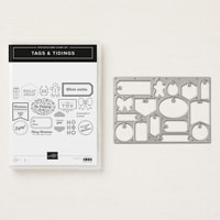 Tags & Tidings Photopolymer Bundle