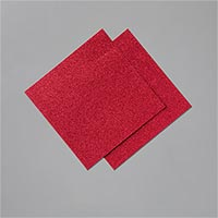Real Red Glimmer Paper
