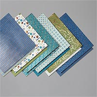 Brightly Gleaming Specialty Designer Series Paper