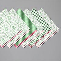 Toile Tidings Designer Series Paper