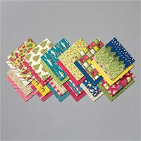 "Night Before Christmas 6"" X 6"" (15.2 X 15.2 Cm) Designer Series Paper"