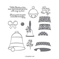 Bells Are Ringing Photopolymer Stamp Set