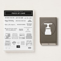 Piece Of Cake Photopolymer Bundle