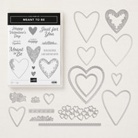 Meant To Be Cling Bundle