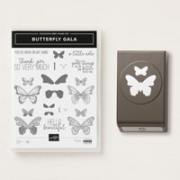 Butterfly Gala Photopolymer Bundle