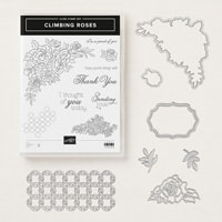 Climbing Roses Cling Bundle
