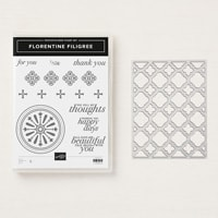 Florentine Filigree Photopolymer Bundle