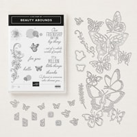 Beauty Abounds Cling Bundle