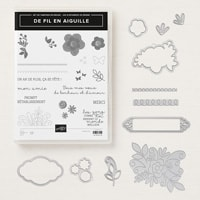 De Fil En Aiguille Photopolymer Bundle (French)