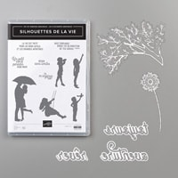 Silhouettes De La Vie Bundle (French)