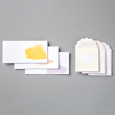"Best Dressed 3"" X 3"" (7.6 X 7.6 Cm) Note Cards & Envelopes"