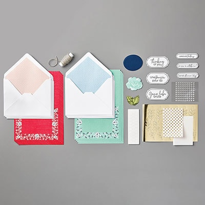 Kerchief Card Kit