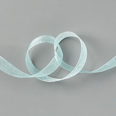 "Pool Party 3/8"" (1 Cm) Sheer Ribbon"