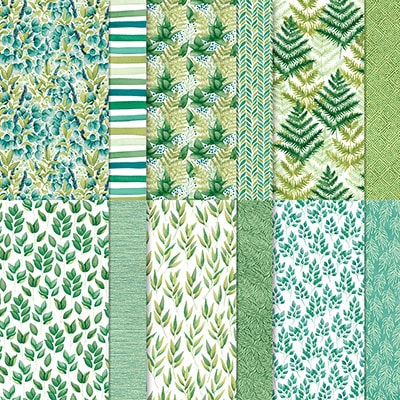 Forever Greenery Designer Series Paper