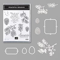 Peaceful Boughs Bundle (En)