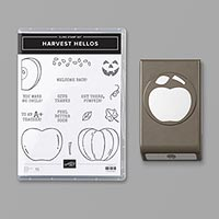 Harvest Hellos Bundle (En)