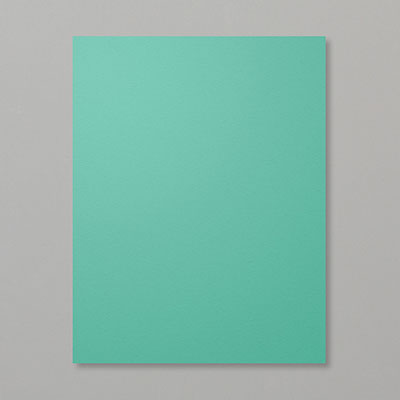 "Just Jade 8-1/2"" X 11"" Cardstock"