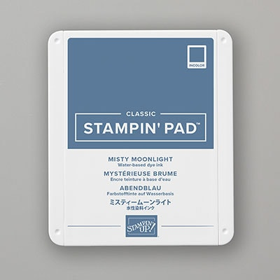 Misty Moonlight Classic Stampin' Pad