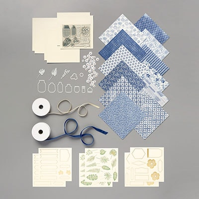 Boho Indigo Product Medley (English)
