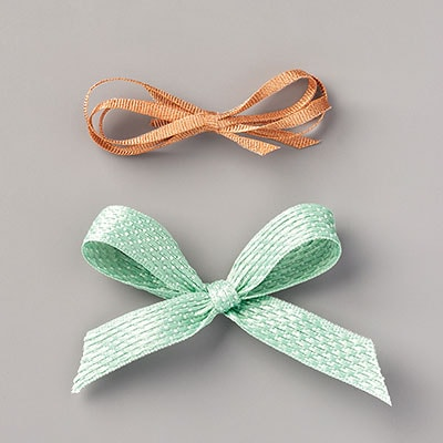 Basket Weave & Metallic Ribbon Combo Pack