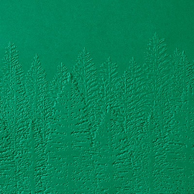 Evergreen Forest 3D Embossing Folder
